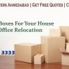 Proper packing of material by the help of Packers and Movers in Ahmadabad