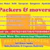 Movers and Packers Pune Packers and Movers In Pune