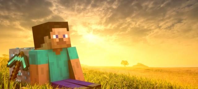 Minecraft, Infini, Vertige, Création Illimitée