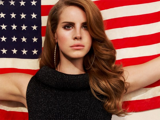 Lana del rey – National anthem