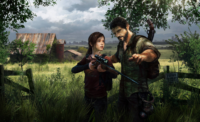 Joel et Ellie