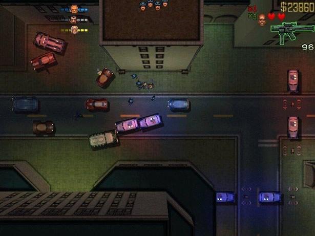 GTA 2 (PC) : La loi du plus fort