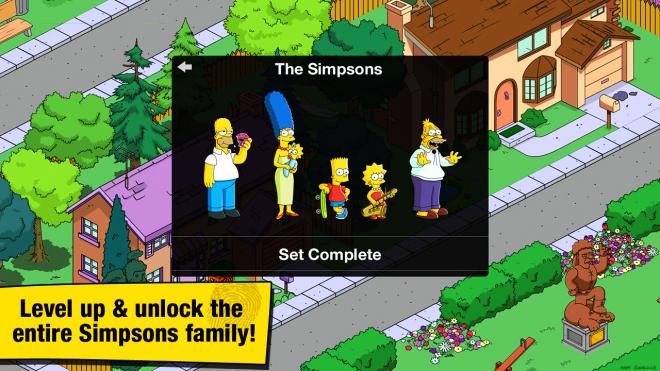 1simpson family